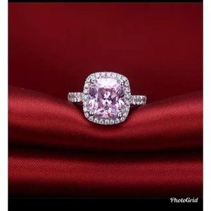 CC Rings For Women Bridal Wedding